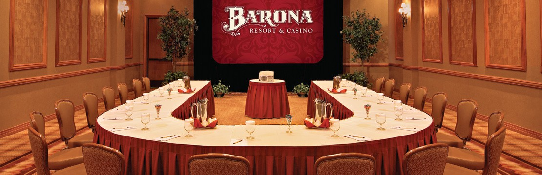 Barona casino donation request